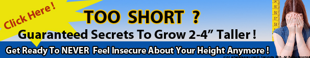 how to help grow taller
