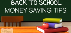 How to Save Money and Time on Back to School Shopping