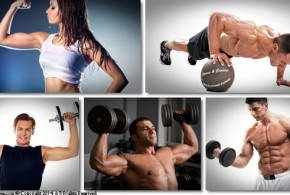 How to Build Muscle Fast and Naturally?