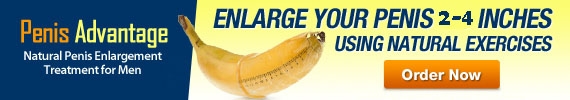 Natural Penis Enlargement Methods