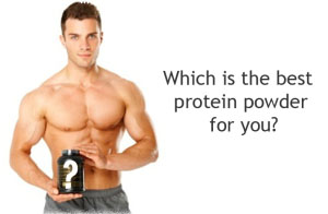 Best Protein Powder For Building Muscle