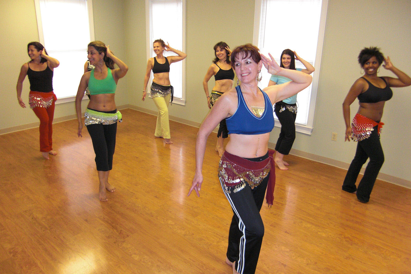 Best belly dancing classes near you for Arts and crafts workshops near me