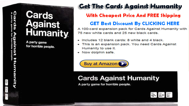 Buy The Cards Against Humanity