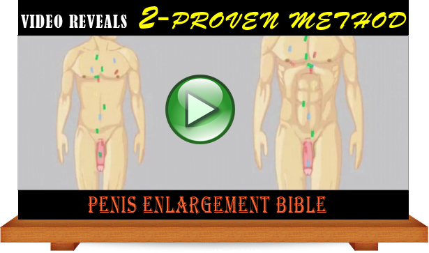 Dick enlargment videos
