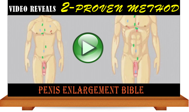 Natural Ways For Penis Enlargement