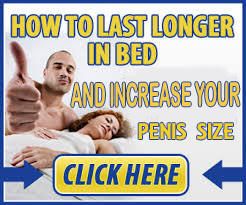 How to Stop Premature Ejaculation & Increase Penis Size