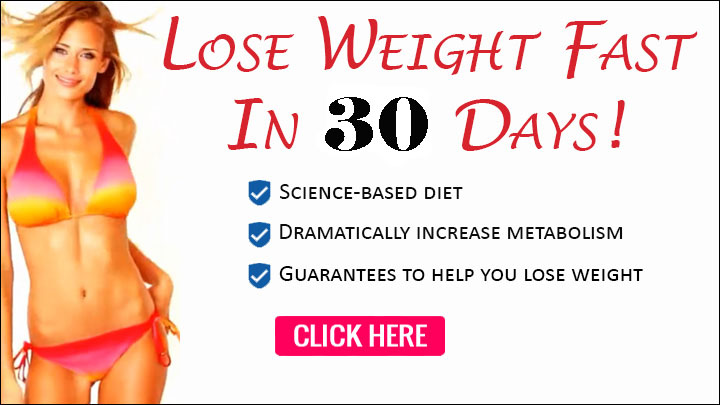 How To Lose 30 LBS In 30 Days