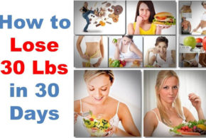 Lose 30 Pounds In 30 Days Safely