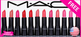 Get Free MAC Lipstick For National Lipstick Day
